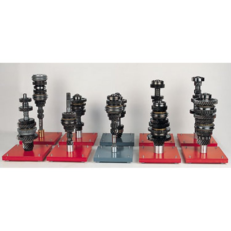 Students assembly set - Borg Warner synchromesh