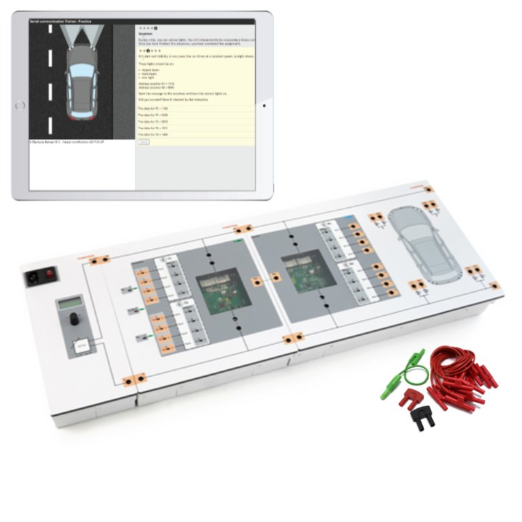 Training Package Serial Communication Trainer