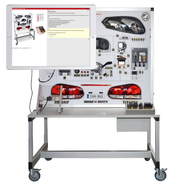 Training Package proline Lighting Board CAN-Bus