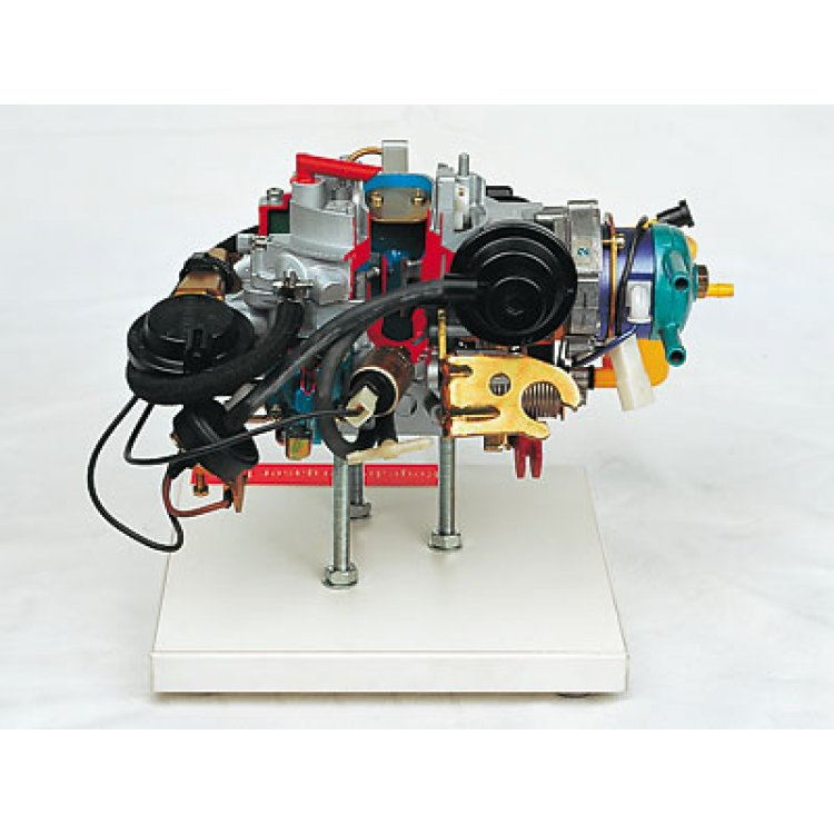 Two-stage carburetor 1B2E