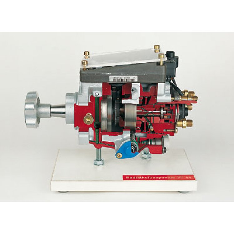 VP 44 (Bosch) radial-piston distributor-type injection pump