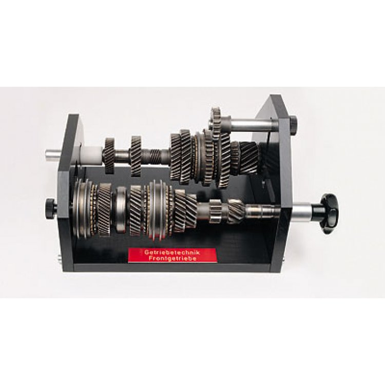 Transmission technology, 5-gear front transmission
