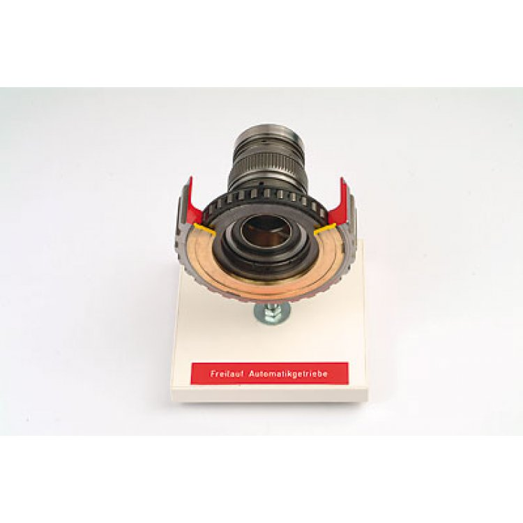 Sprag-type clutch, automatic transmission